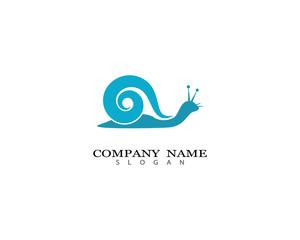 Snail vector icon