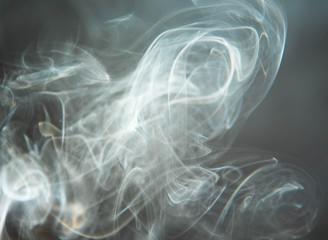 Smoke Swirl Background