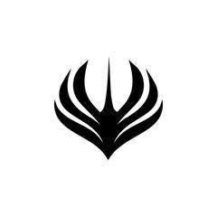 weed logo vector
