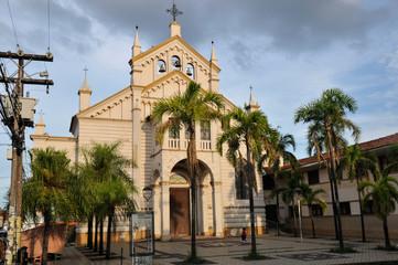 Iglesia Jesus nazareno, Santa Cruz de la sierra