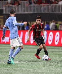 MLS: New York City FC at Atlanta United FC