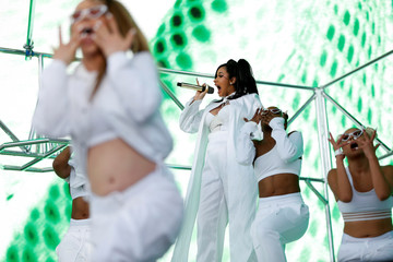 Cardi B performs at the Coachella Valley Music and Arts Festival in Indio