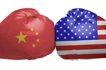 Confrontation between China and the United States