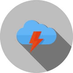 Thunderstorm, thunder, bolt