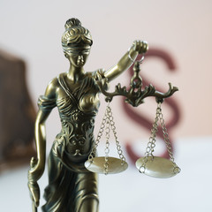 Law and Justice symbols of law