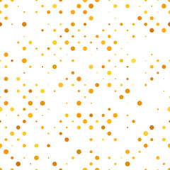 Abstract circle pattern background - repeating graphic design