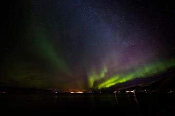 Aurora borealis - Polarlicht - Norwegen