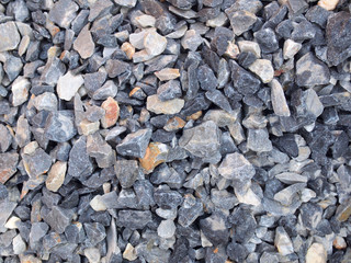 stone pattern close up