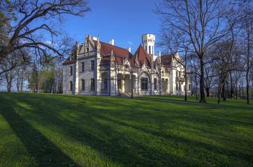 Jasło-- pałac Sroczyńskich