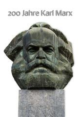 200 Jahre Karl Marx isoliert