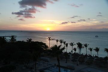 Aruba plage