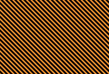 Diagonales Streifenmuster schwarz orange