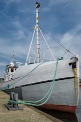 FISHING BOAT - Ship at the port wharf