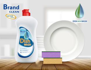 Dishwashing liquid product