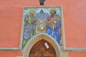 Religijna mozaika