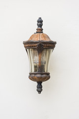Home Decoration - Vintage Looking Lamp