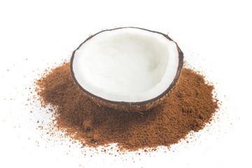 Coconut Sugar in a bowl