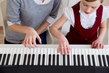 kids in musical school
