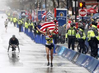 Running: Boston Marathon