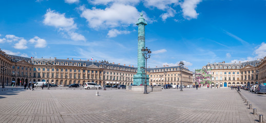 Ministère de la justice place Vendôme Paris