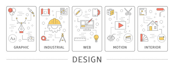 Design usage set.