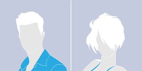 Man & Woman Avatar