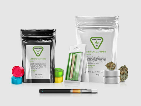 Marijuana Products - Medical Cannabis
