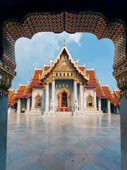 Wall Mural - Wat Benchamabophit Dusitvanaram or