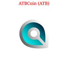 Vector ATBCoin (ATB) logo