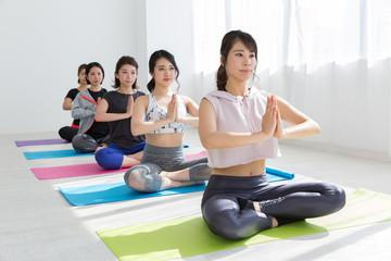 フィットネス・大胸筋トレーニング