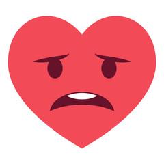 Herz Emoji besorgt