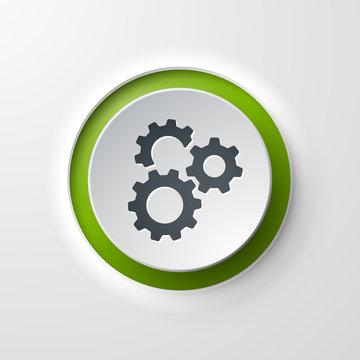 icône engrenage