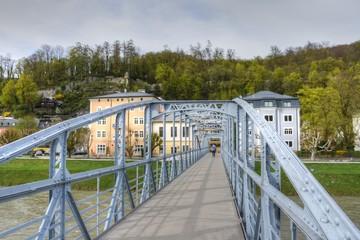 Salzburg, Stadt, historisch, Mozart, Mozartstadt, Salzach, Dom, Salzburger Dom, Jedermann, Hohensalzburg, Festung, Festspielhaus, Sankt Peter, Getreidegasse,