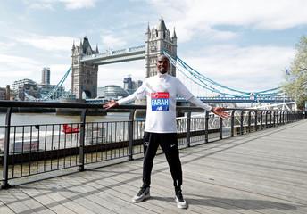 London Marathon - Mo Farah Press Conference