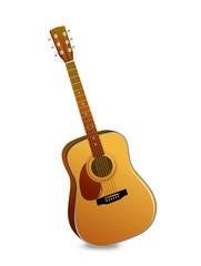 vektörel klasik gitar