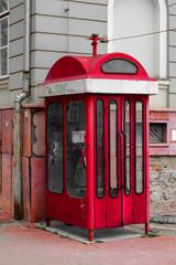Call box - Red telephone box