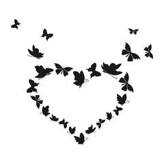 Butterfly heart3