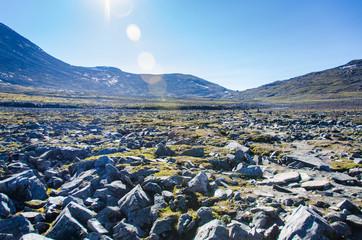 Sweden's beautiful landscapes