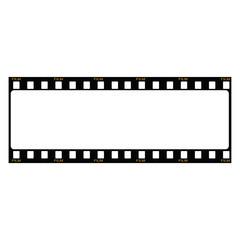 Blank film frame stock illustration. Image of frame film vector illustration