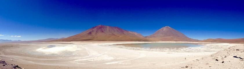 アンデス山脈、ボリビア