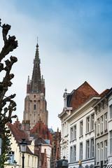 St. Salvator's Cathedral of Bruges, Belgium