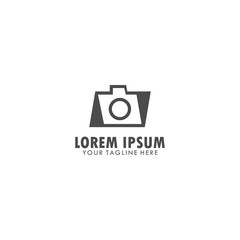 photography studio photo business company logo template