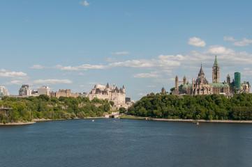 Otava é a capital e quarta maior cidade do Canadá