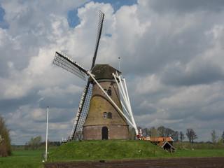 Eibergen in den Niederlanden