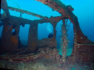 Scuba Diving Malta - Scotscraig Wreck