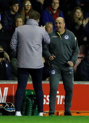 League One - Wigan Athletic vs Oxford United
