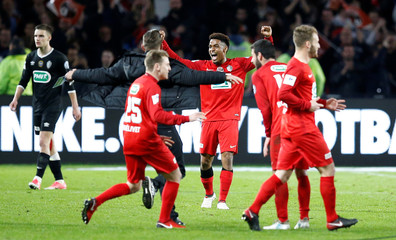 Coupe de France - Les Herbiers VF vs FC Chambly