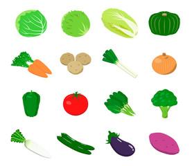野菜 アイコン セット