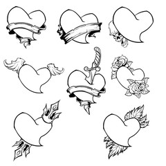 Hearth Tattoos Template