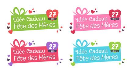 Fête des Mères 2018 - Idée Cadeau